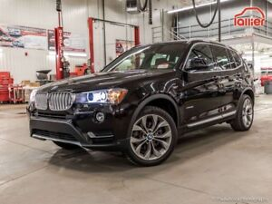 2017 BMW X3 XDRIVE 28i *SEULEMENT 11,000KM!* AUCUN ACCIDENT!**