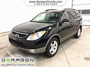 2012 Hyundai Veracruz 4 ROUES MOTRICES + TOIT OUVRANT + BLUETOOT