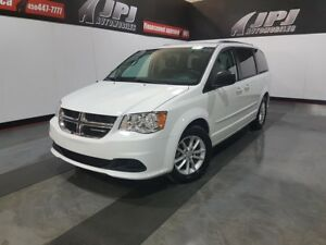 2014 Dodge Grand Caravan SXT-DVD-CAM RECUL-JAMAIS ACCIDENTE-1 PR