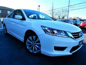 2013 Honda Accord LX | AUTOMATIC | ONE OWNER | LEASE RETURN