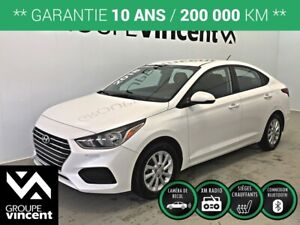 2018 Hyundai Accent PREFERRED **GARANTIE 10 ANS**