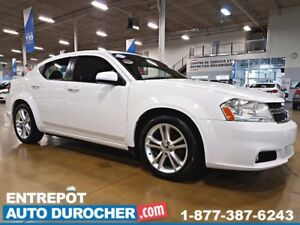 2014 Dodge Avenger SXT - AUTOMATIQUE - AIR CLIMATISÉ