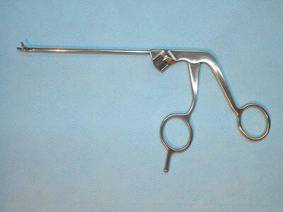 Storz Silcut 1 Arthroscopy Forceps Punch Curved Up 15 Bite 2.7mm 28571bc New