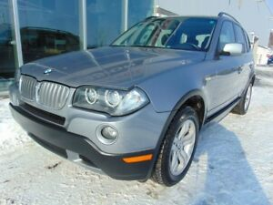 2007 BMW X3 3.0i XDRIVE CUIR TOIT BAS KM LEATHER ROOF XDRIVE L