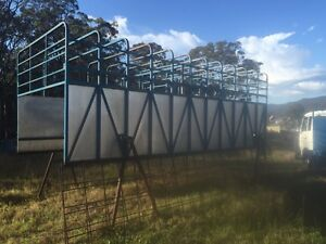 Cattle frame Millfield Cessnock Area Preview