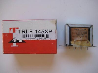Triad Power Transformer F-145xp Sec 38 - 76 Vac Ct ..06 .12 Amp Prim 115v Pc