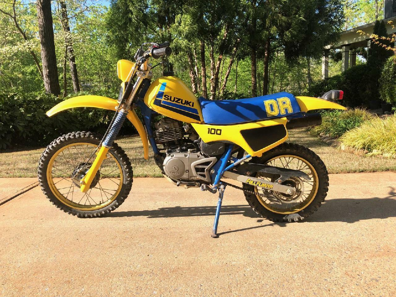 Picture of A 1985 Suzuki Other