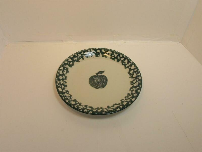 Tienshan Folk Craft Apple Salad Plate(s)