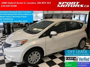 2014 Nissan Versa Note S+Rust Proofed+Bluetooth+New Tires+Heated