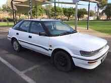 1600 Toyota Sedan 1994 with 1 year rego Mildura Centre Mildura City Preview