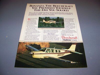Beechcraft Bonanza Book for sale | Only 4 left at -60%