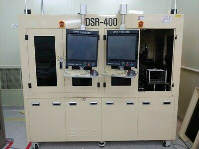 Dsr-400 Led Die Sorting System Qmc Semiconductor Equipement Used Sorter Machine