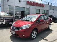 2015 Nissan Versa Note SL with Navigation, Heated Seats!