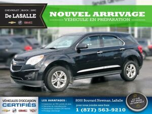 2014 Chevrolet Equinox LS AWD Super Clean, Only One Owner..!