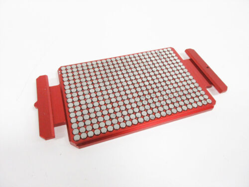 TECAN 30054612 PLATE CARRIER MAGNETIC BEAD SEPARATION 384 MAGNETS HYDROSPEED
