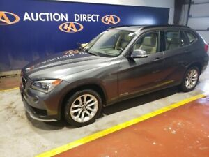 2015 BMW X1 xDrive28i SUNROOF, BLUETOOTH, ALL LEATHER