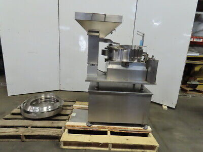 Stainless Steel Vibratory Bowl Feeder Assy. Whopper Adjustable Height Table