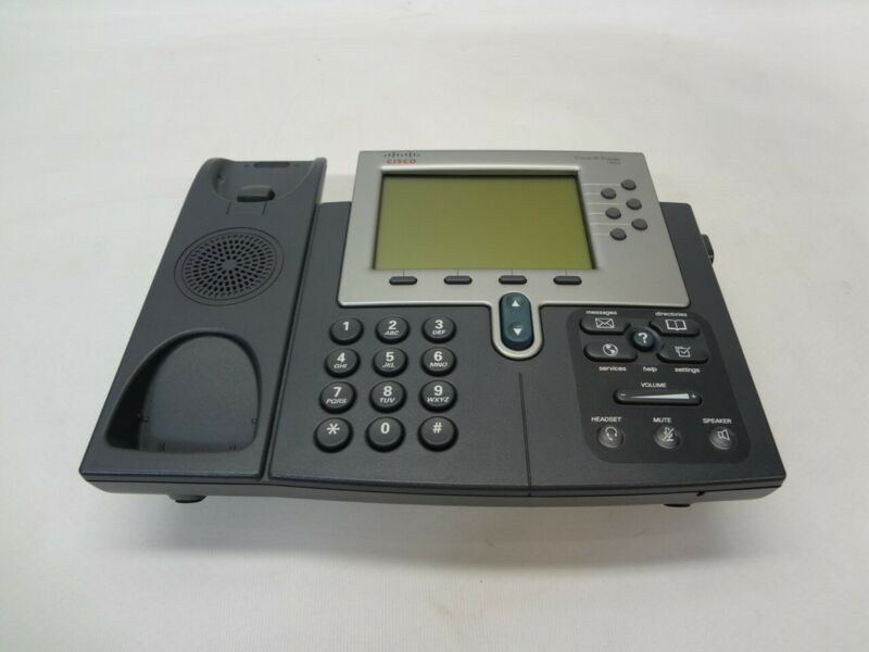Cisco CP-7962G Unified IP Telephone