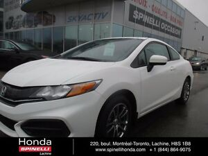2014 Honda Civic Coupé LX MAGS LX MANUAL LOW KM MAGS