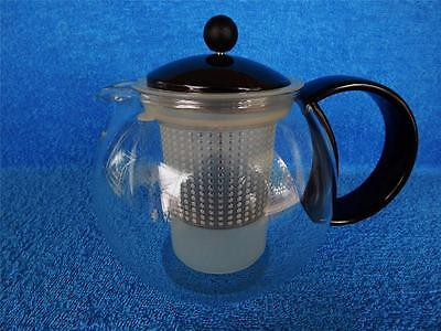 Bodum Glass Tea Press Infuser Teapot 17 oz. Mint !