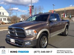 2010 Dodge RAM 1500 LARAMIE..$219 B/W LEATHER..GPS/ NAV..POWER R