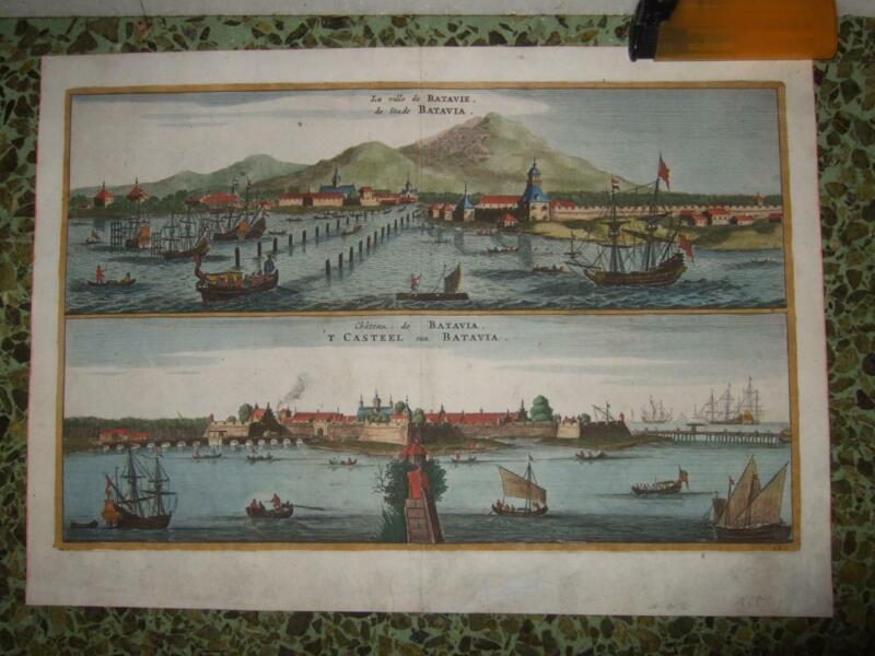 1665,JAKARTA,GOOD VIEW,BATAVIA,JAVA,INDONESIA[NETHERLANDS,BEKASI,TANGERANG,DEPOK