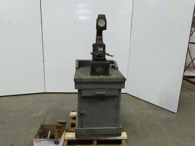 Wilson Rockwell Model 3jr Hardness Tester Wtooling