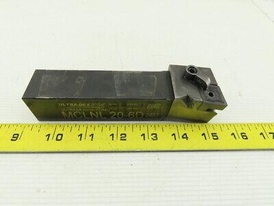 Ultra-dex Mclnl 20-6d 1-14 Square Shank Left Hand -5 Lead Boring Bar