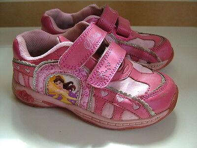 rs Sportschuhe rosa pink 29 Prinzessin Belle Mädchen (Belle Disney Schuhe)