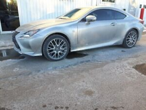 2017 Lexus RC 350 F-Sport  AWD SOLD ...SOLD SOLD!!!