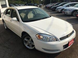 2008 Chevrolet Impala LT/AUTO/LOADED/ALLOYS/VERY CLEAN