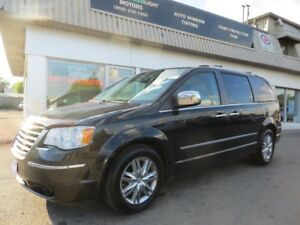2010 Chrysler Town & Country LIMITED,NAVI,BCK UP CAMERA,LEATHER,