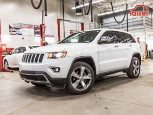 2015 Jeep Grand Cherokee ***LIMITED AU PRIX D'UN LAREDO! WOW** *