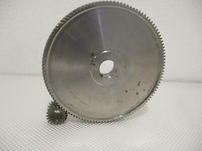 One New Robbins Myers Worm Gear Set 1-132 Bore 8-18 Od 24031-100l Mg493.