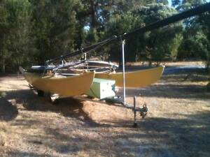 CATAMARAN 16FT HOBIE Dunsborough Busselton Area Preview