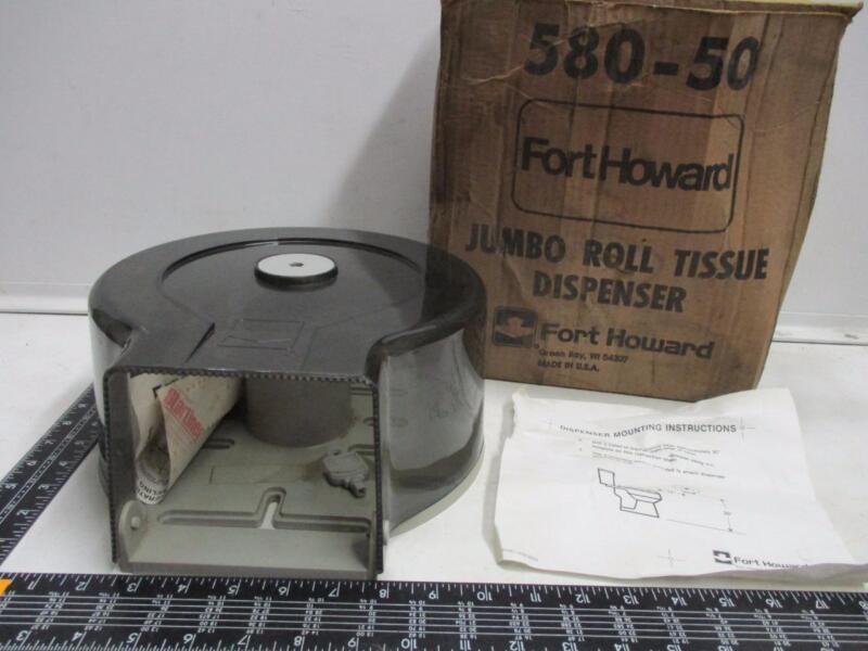 FORT HOWARD 580-50 Jumbo Roll Tissue Dispenser - NEW
