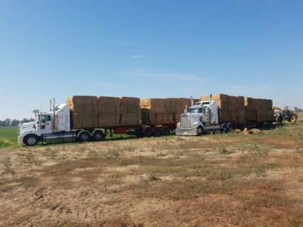 B double mc truck driver Ballarat Region Preview