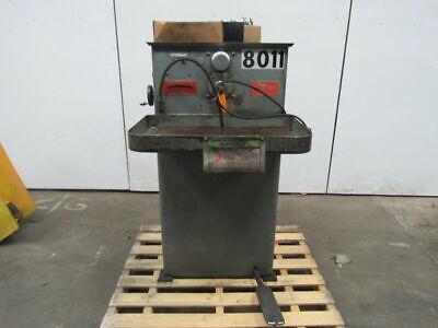 Superior Model J2 115v 1 Ph Wsome Tooling Horizontal Honing Machine