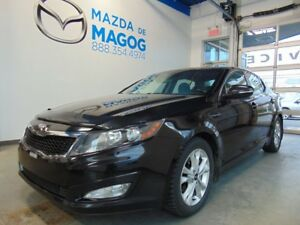 2011 Kia Optima CUIR AUTOMATIQUE CLIMATISEUR BLUETOOTH