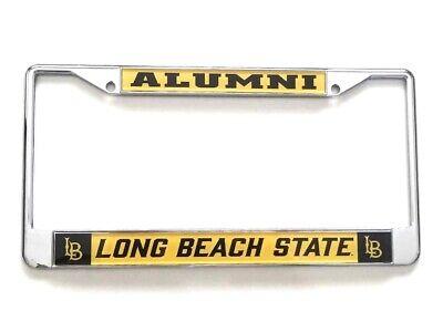 State University Long Beach Framed (Long Beach State University Alumni Glossy Print Chrome)