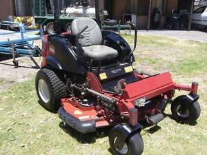 Toro GroundMaster Commercial  7210 Turbo Charged Diesel Zero Turn Eden Hill Bassendean Area Preview