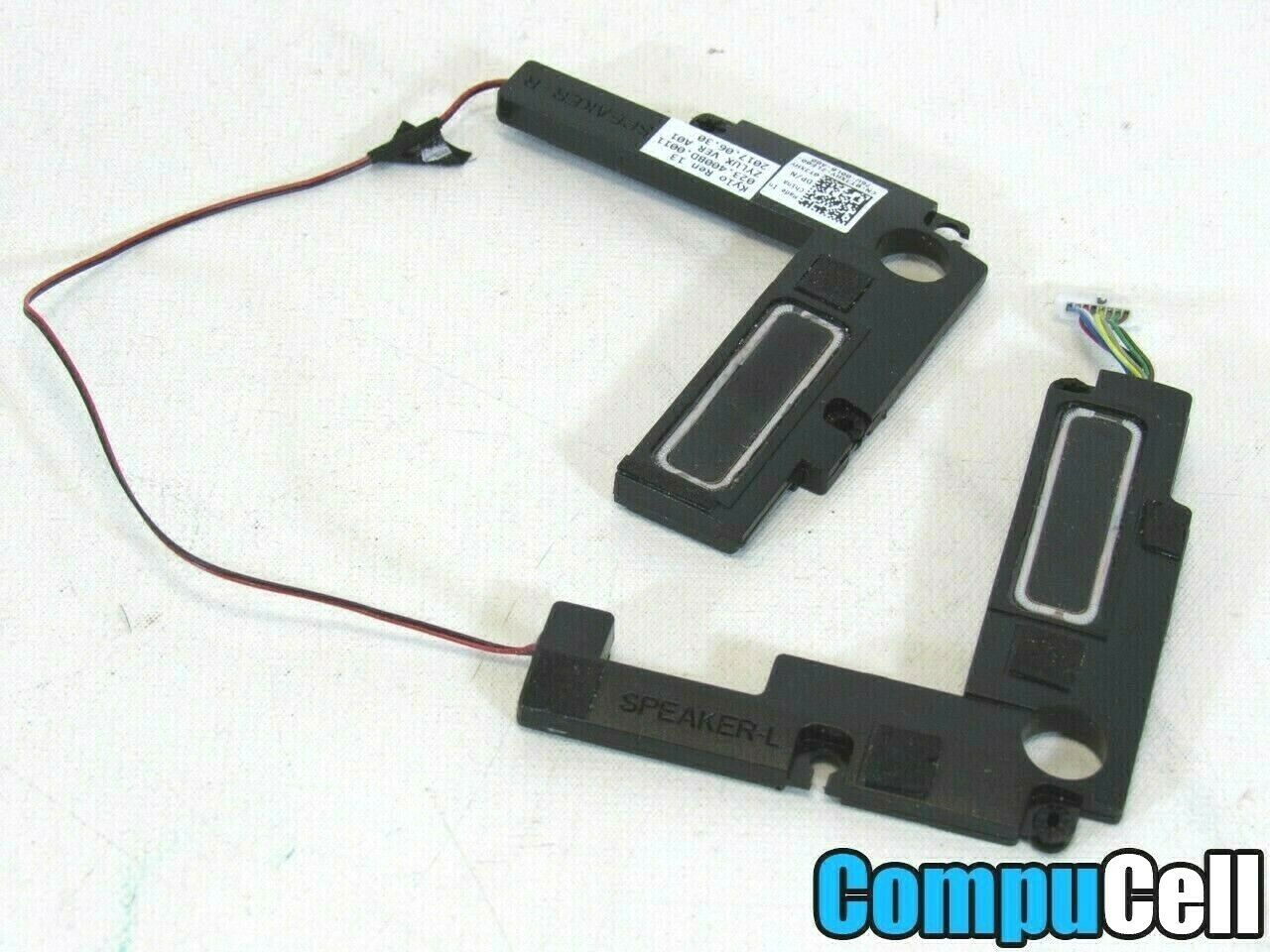 GENUINE OEM Dell Inpiron 13 7373 Left And Right Speakers Set TJXHY 0TJXHY - $13.89
