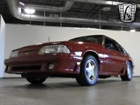 Miniature 8 Voiture American classic Ford Mustang 1988