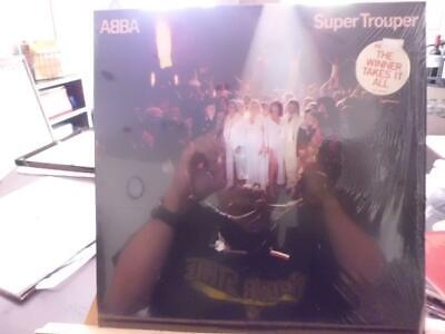 "ABBA ‎LP  ""Super Trouper"" Vintage Vinyl LP Atlantic ‎– SD 16023"