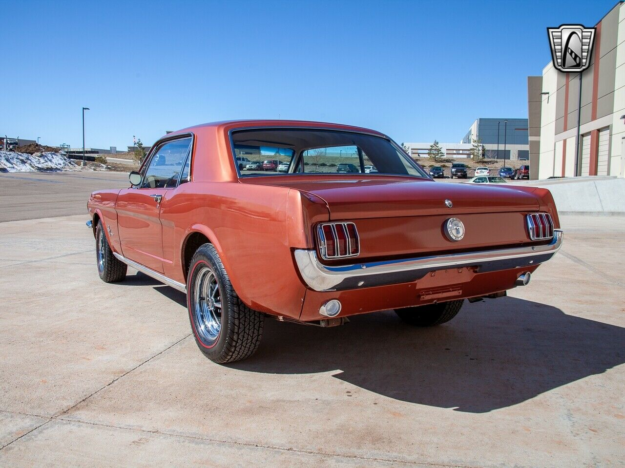 Ford Mustang 1966 photo 4