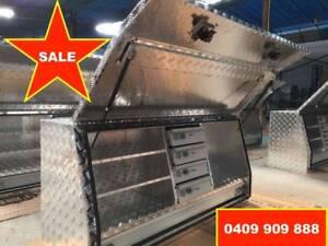 Aluminium Tool Box 1500x500x700 , HEAVY DUTY,BEST PRICE Black Rock Bayside Area Preview