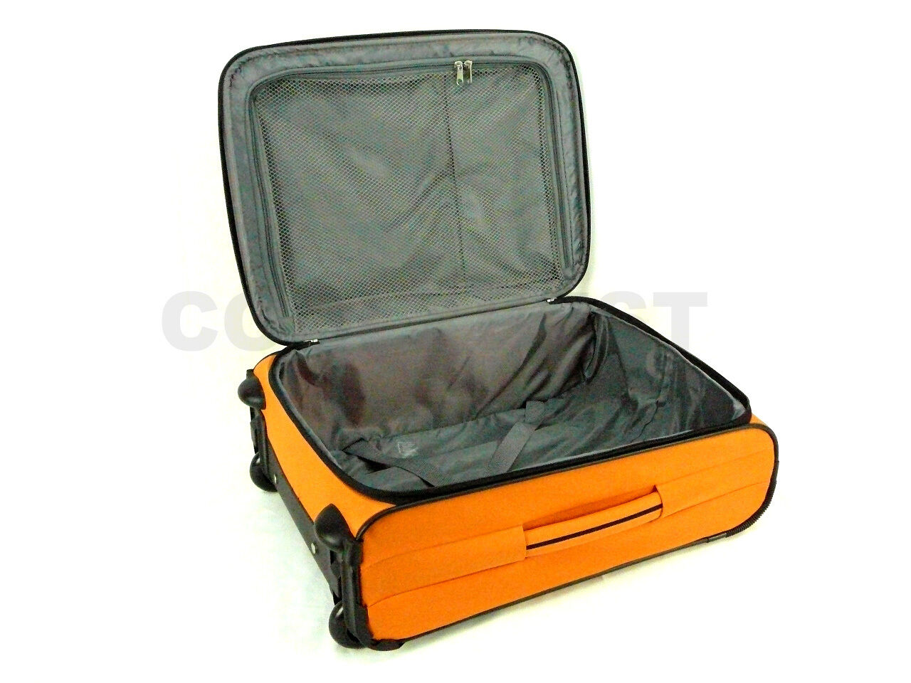 Travelite 54cm trolley suitcase luggage cabin laptop for Laptop cabin bag