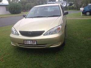 2003 Toyota Camry Sedan Rockhampton Rockhampton City Preview