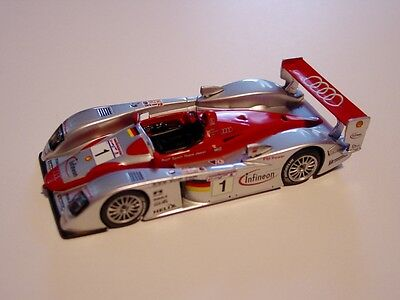 IXO 2002 Audi R8, Le Mans Winner #1, 1:43, MIB