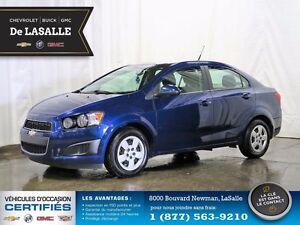 2014 Chevrolet Sonic LS Excellent value for money..!